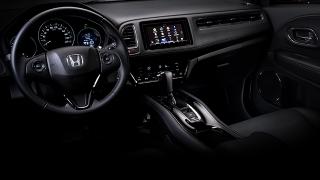 2019 Honda HR-V RS interior