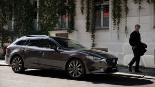 2019 Mazda 6 Sports Wagon 2.5 SKYACTIV-G AT