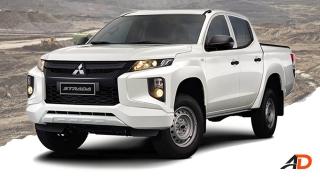 2019 Mitsubishi Strada GL