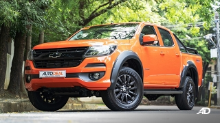 2020 Chevrolet Colorado Trail Boss exterior front quarter