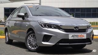 2020 Honda CIty S