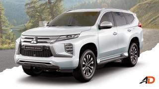 2020 Montero Sport GLX