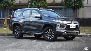 2020 Montero Sport GT 4x2 AT black Philippines