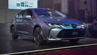 2020 Toyota Corolla Altis Exterior