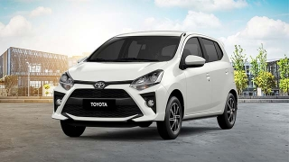 2020 Toyota Wigo G AT Philippines