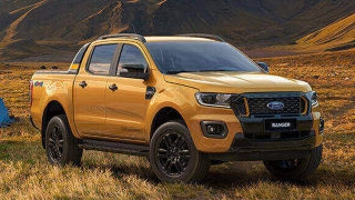 2021 Ford Ranger Wildtrak Philippines