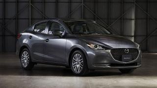2021 Mazda 2 exterior quarter front Philippines