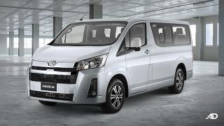 2021 Toyota Hiace 2.8 GL Grandia MT Philippines