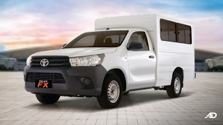 2021 Toyota Hilux FX exterior side Philippines