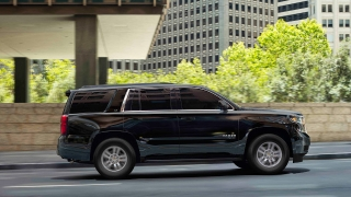 Chevrolet Tahoe Philippines Black Exterior Side profile