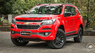 Chevrolet Trailblazer 2.8 4x4 Z71 AT