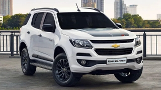 Chevrolet Trailblazer LTX AT Philippines