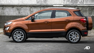ford ecosport titanium road test exterior side