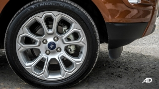 ford ecosport titanium road test exterior wheels philippines