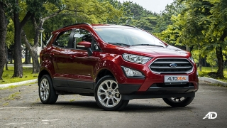 ford ecosport trend road test exterior front philippines