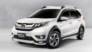 Honda BR-V 1.5 S CVT Modulo 2018