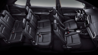 Honda BR-V 1.5 S CVT Modulo 2018 interior