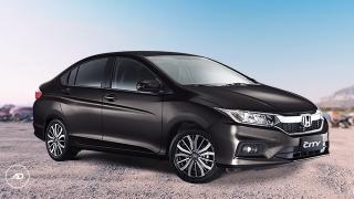 Honda City 1.5 VX+ NAVI CVT