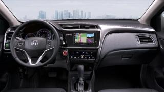 Honda City 1.5 VX+ NAVI CVT 2018 dashboard