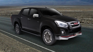 Isuzu D-Max 3.0 VGS X-Series 4x2 AT 2018 brand new
