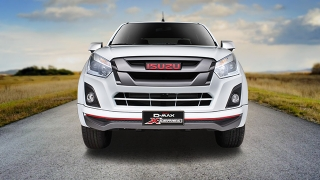 Isuzu D-Max 3.0 VGS X-Series 4x2 AT 2018 front