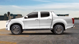 Isuzu D-Max 3.0 VGS X-Series 4x2 AT 2018 white