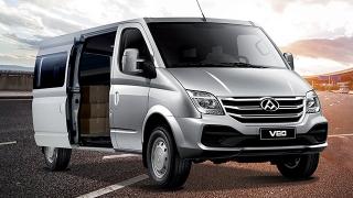 Maxus V80 Cargo Philippines
