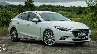 Mazda 3 Sedan 2.0 SkyActiv R AT