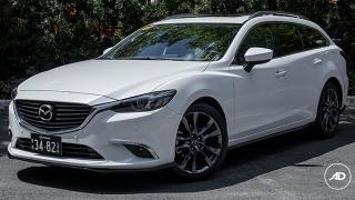 Mazda 6 Sports Wagon 2.5 SkyActiv-G AT