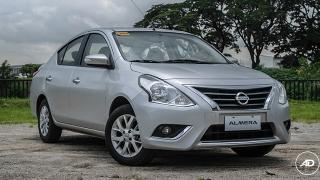 Nissan Almera 1.5 VL AT 2018 Philippines brand new