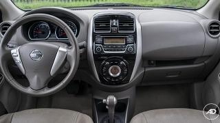 Nissan Almera 1.5 VL AT 2018 Philippines interior