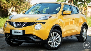 Nissan Juke 1.6 Upper CVT 2018 review