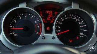 Nissan Juke 1.6 Upper CVT 2018 speedometer