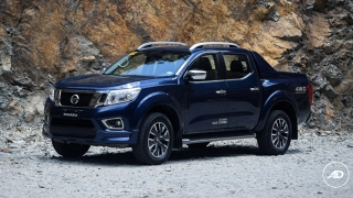 Nissan Navara 4X4 VL Sport Edition AT 2018