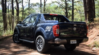 Nissan Navara 4X4 VL Sport Edition AT 2018 rear