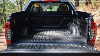 Nissan Navara 4X4 VL Sport Edition AT 2018 rear