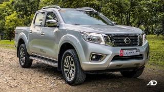 Nissan Navara road test exterior beauty philippines