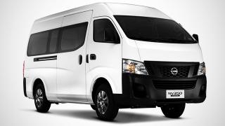 Nissan NV350 Urvan Cargo 2018