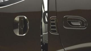 Nissan NV350 Urvan Premium 2018 door handles