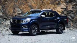 Nissan Navara 4X4 VL Sport Edition AT