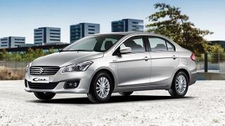 Suzuki Ciaz GL silver