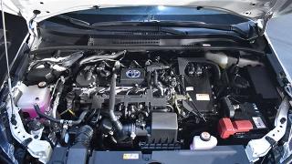 Toyota Altis 1.8 Hybrid engine