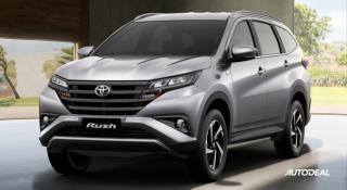 Toyota Rush 2018 1.5 E