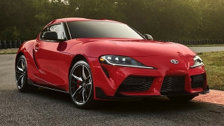 toyota supra philippines prominence red