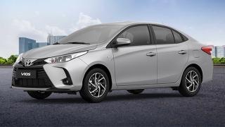 Toyota Vios XLE