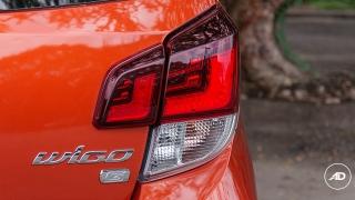 Toyota Wigo 1.0 G AT 2018 Philippines