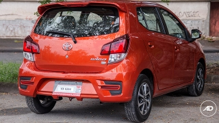 Toyota Wigo 2018 1.0 G AT Philippines Brand New