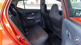 Toyota Wigo 2018 1.0 G AT Philippines Seats