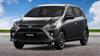 Toyota Wigo E
