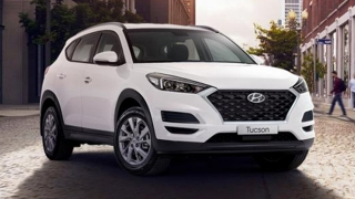 Tucson Facelifted